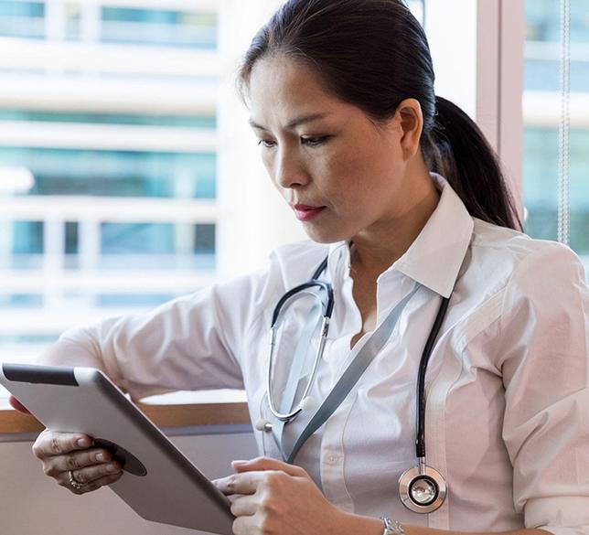 clinician distress